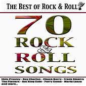 The Best of Rock & Roll (70 Rock & Roll Songs) fra Various Artists