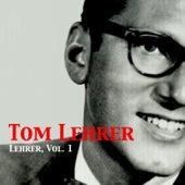 Lehrer, Vol. 1 de Tom Lehrer