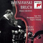 Wieniawski/Bruch/Tchaikovsky:  Violin Concertos de Isaac Stern, The Philadelphia Orchestra, Columbia Symphony Orchestra, The National Symphony Orchestra, Eugene Ormandy, Mstislav Rostropovich