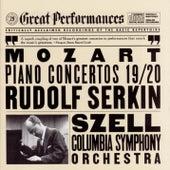 Mozart: Piano Concertos No. 19 & 20 by George Szell