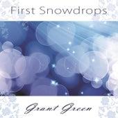 First Snowdrops van Grant Green