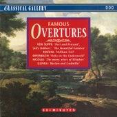 Famous Overtures von New York Philharmonic