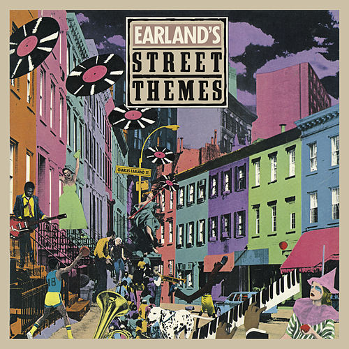 Street Themes (Bonus Track Version) by Charles Earland