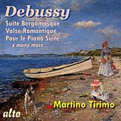 Debussy Piano Suites by Martino Tirimo