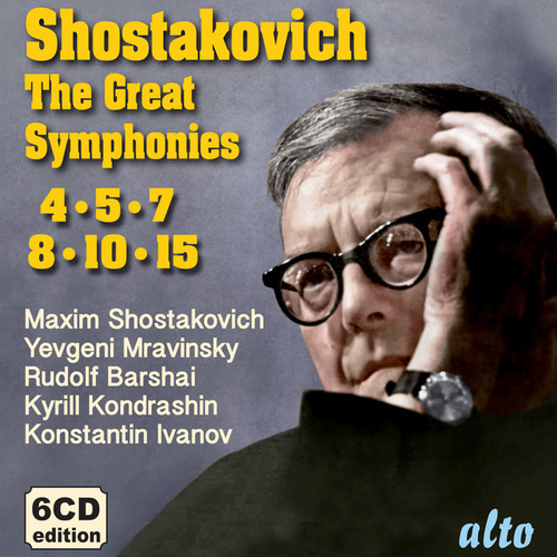 Shostakovich: The Great Symphonies by Various Artists