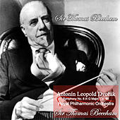 Dvořák: Symphony No. 8 in G Major, Op. 88 by Sir Thomas Beecham