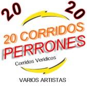20 Corridos Perrones by Various Artists