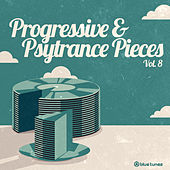 Progressive & Psy Trance Pieces, Vol. 8 de Various Artists