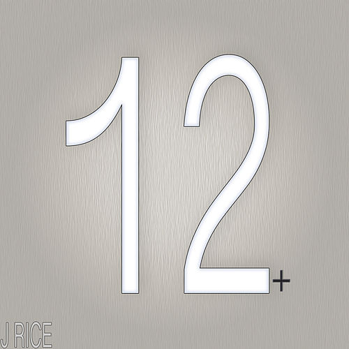 12+ by J Rice