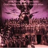 Choeurs d'Opéra by Choeur de la Scala de Milan