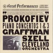 Prokofiev:  Piano Concertos Nos. 1 and 3; Sonata No. 3 in A Minor, Op. 28 by Various Artists