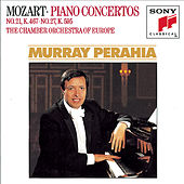 Mozart:  Piano Concertos Nos. 21 & 27 by Chamber Orchestra of Europe; Murray Perahia