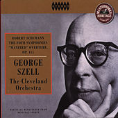 Schumann: Symphonies 1-4, Manfred Overture by George Szell