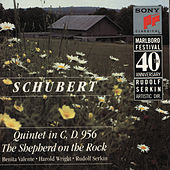 Schubert:  Quintet in C Major de Marlboro Recording Society