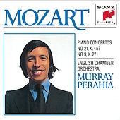 Mozart:  Concertos for Piano and Orchestra Nos. 9 & 21 by English Chamber Orchestra; Murray Perahia