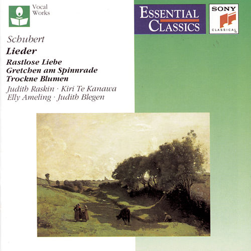 Essential Classics: Lieder by Various Artists