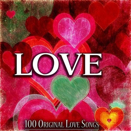Love (100 Original Love Songs) de Various Artists