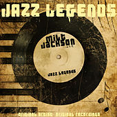 Jazz Legends by Milt Jackson