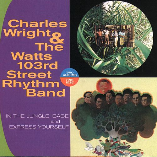 In The Jungle, Babe/Express Yourself by Charles Wright and the Watts 103rd Street Rhythm Band