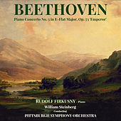 Beethoven: Piano Concerto No. 5 in E-Flat Major, Op. 73 'Emperor' von Rudolf Firkusny