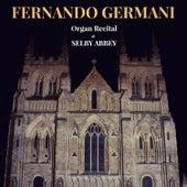Organ Recital At Selby Abbey de Fernando Germani