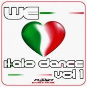 We Love Italo Dance Vol. 1 - EP di Various Artists