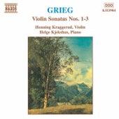 Violin Sonatas von Edvard Grieg