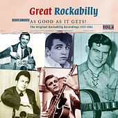 Great Rockabilly: Just About as Good as It Gets!, Volume 6 by Various Artists