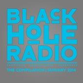 Black Hole Radio January 2014 by Various Artists