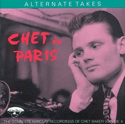 Chet In Paris, Vol 4 by Chet Baker