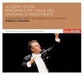 Haydn: Sinfonien Nr. 100 & 104/Sinfonia Concertante von Mariss Jansons