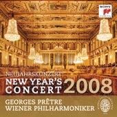 Neujahrskonzert / New Year's Concert 2008 by Georges Prêtre