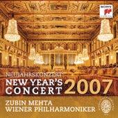 Neujahrskonzert / New Year's Concert 2007 di Zubin Mehta