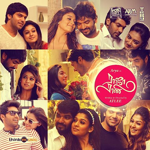 Raja Rani Ost (Original Motion Picture Soundtrack) by G.V.Prakash Kumar