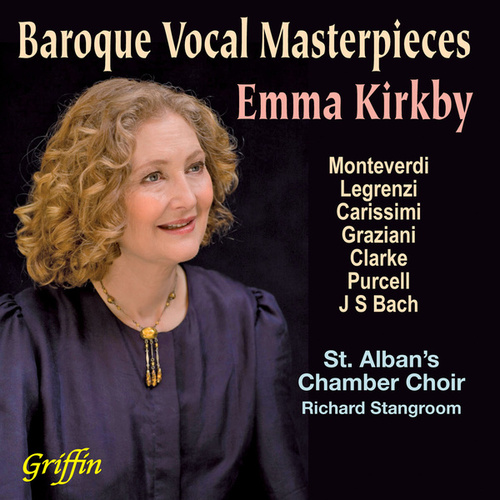 Baroque Vocal Masterpieces by Emma Kirkby