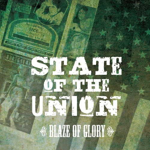 Blaze of Glory - EP by State of the Union