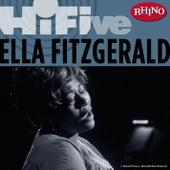 Rhino Hi-Five: Ella Fitzgerald by Ella Fitzgerald