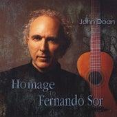 Homage to Fernando Sor by John Doan