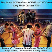 The Stars of the Rock and Roll Hall of Fame Sing Their Classic Hits - Volume 2 by Various Artists
