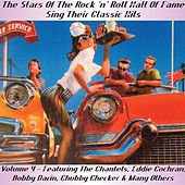 The Stars of the Rock and Roll Hall of Fame Sing Their Classic Hits - Volume 4 de Various Artists