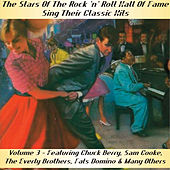 The Stars of the Rock and Roll Hall of Fame Sing Their Classic Hits - Volume 3 by Various Artists