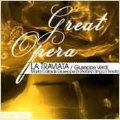 Verdi : La traviata by Maria Callas