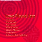 Love Played Jazz de Various Artists