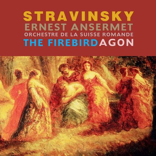 Stravinsky: The Firebird & Agon by Various Artists