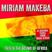 This Is The Sound Of Africa de Miriam Makeba