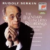 Rudolf Serkin: The Legendary Concerto Recordings (1950-1956) by Various Artists