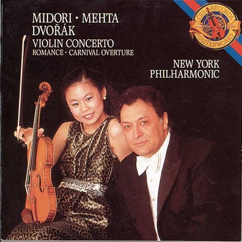 Dvorák: Violin Concerto, Romance and Carnival Overture by New York Philharmonic