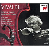 Vivaldi: The Four Seasons; Concertos for Two and Three Violins de Isaac Stern