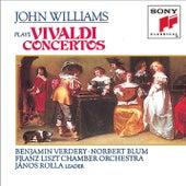 Vivaldi Concertos von John Williams, Franz Liszt Chamber Orchestra, János Rolla