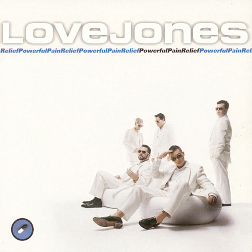 Powerful Pain Relief by Love Jones